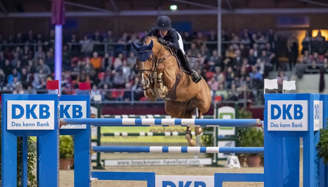 A proud day for South African equestrians!